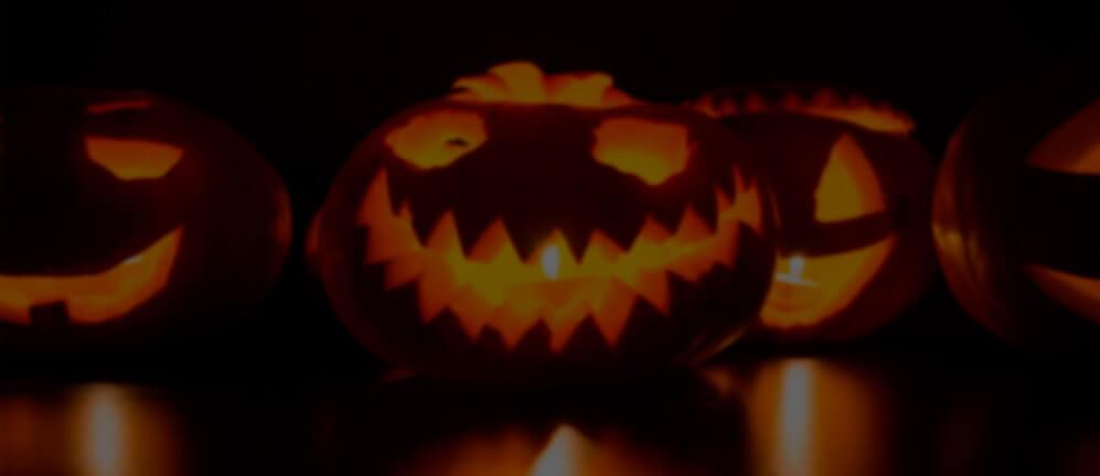 Happy Halloween или как мы встретили День всех святых